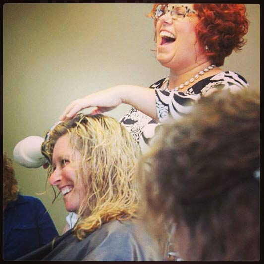 Curls In Bloom Curl Clinic