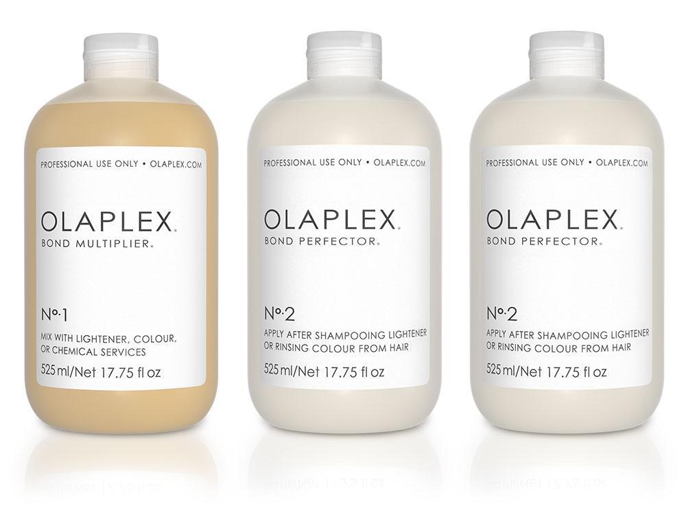 Olaplex curly hair treatment