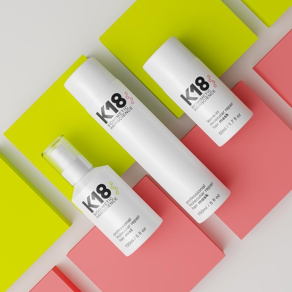 K18 Hair Repair